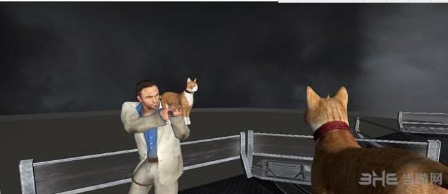 求生之路2萌猫冲锋枪mod截图0