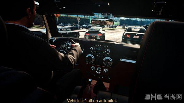 侠盗猎车手5自动驾驶MOD截图0
