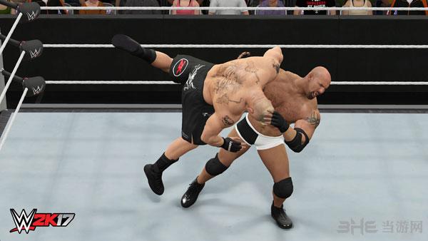 美国职业摔角联盟2K17截图0