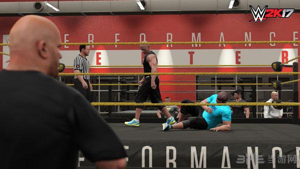 美国职业摔角联盟2K17截图1