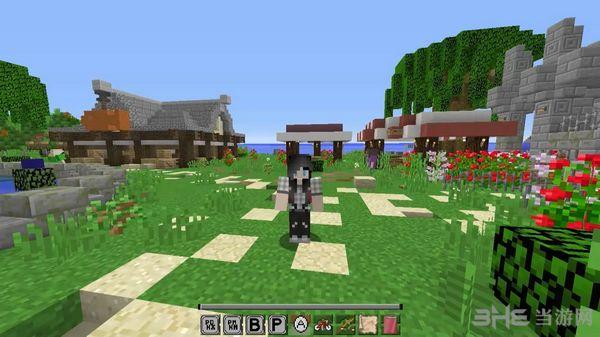 我的世界1.8.8精灵宝可梦:钴蓝/紫水晶地图MOD截图4