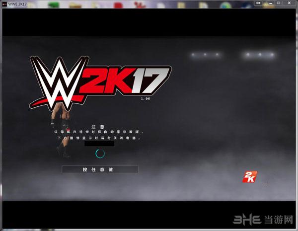 美国职业摔角联盟2K17中文汉化补丁截图0