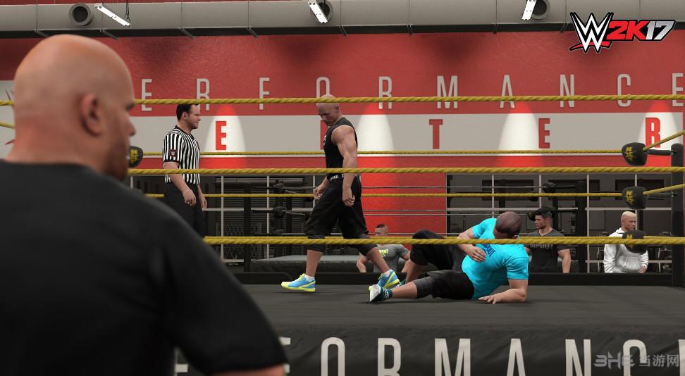 美国职业摔角联盟2K17 DLC解锁补丁截图0