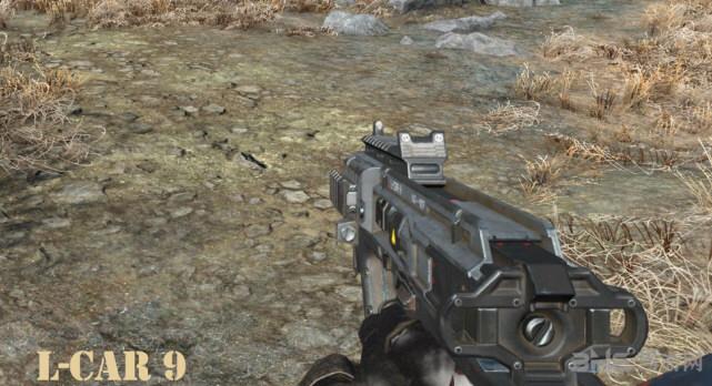 辐射4 LCAR手枪MOD截图0