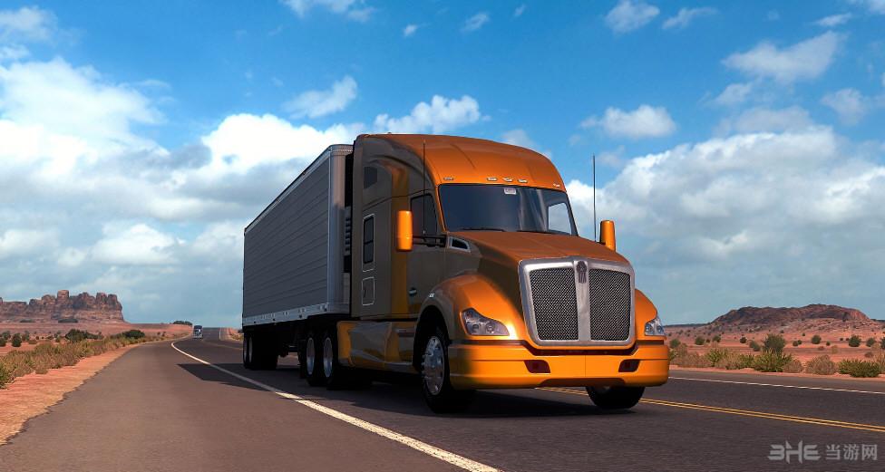 美国卡车模拟36级满6000万美金存档截图0