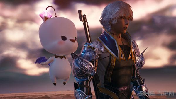 最终幻想:莫比乌斯截图0