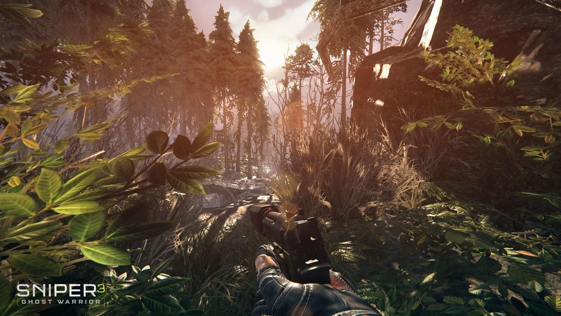 狙击手幽灵战士3游戏截图 开启超酷炫战斗