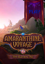不朽旅程8:燃烧之空(Amaranthine Voyage 8-The Burning Sky)典藏版