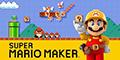 超级马里奥游戏视频 超级马里奥制造好玩吗