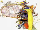 最终幻想超唯美插画欣赏