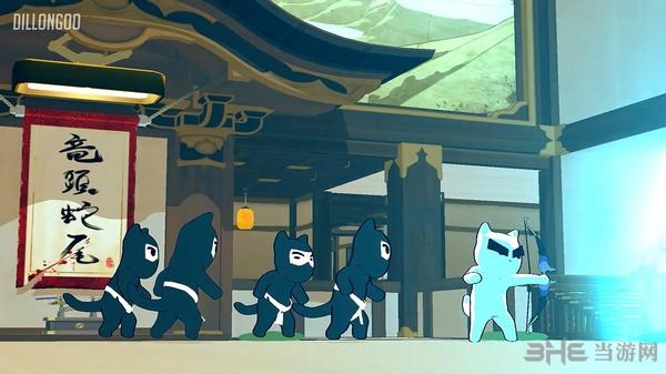 守望先锋猫版动画截图3