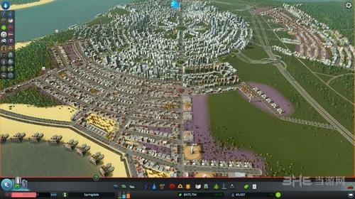 城市天际线截图2