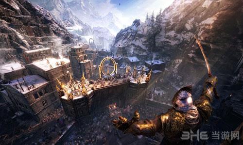 中土世界:战争之影游戏截图2