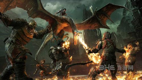 中土世界:战争之影游戏截图1
