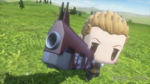 最终幻想世界巴尔弗雷亚截图3