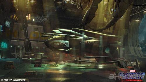 银河护卫队海报2