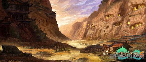 幻想三国志5游戏截图1