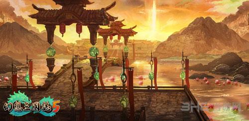 幻想三国志5游戏截图4
