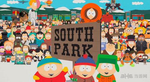 南方公园截图1