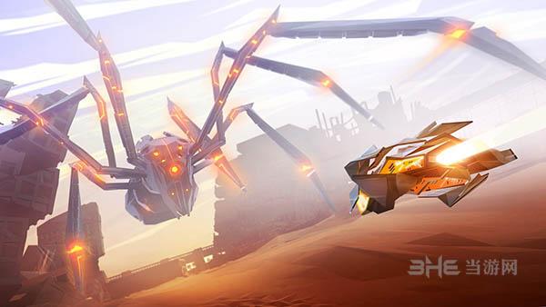 Aaero游戏画面图片1