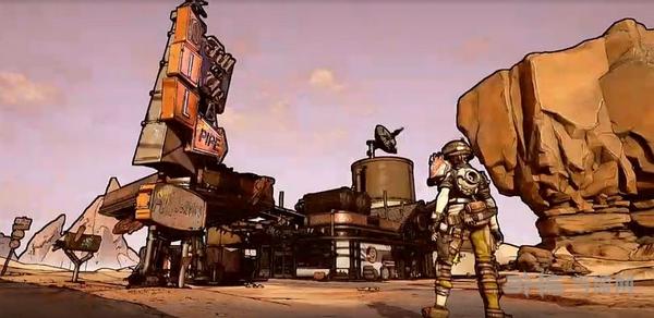 Gearbox游戏Demo截图4