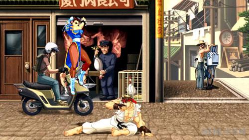 终极街霸2最后的挑战者2