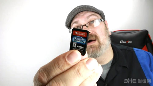 试吃Switch卡带截图1