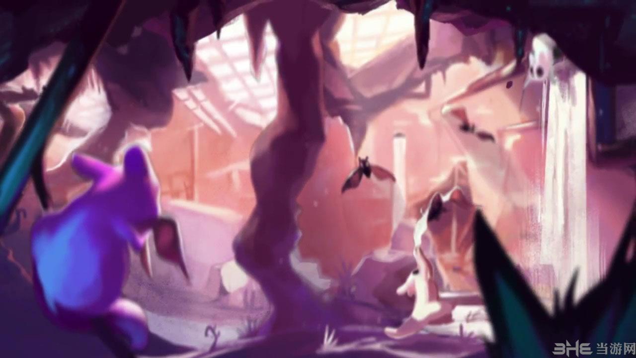 雨世界原画2