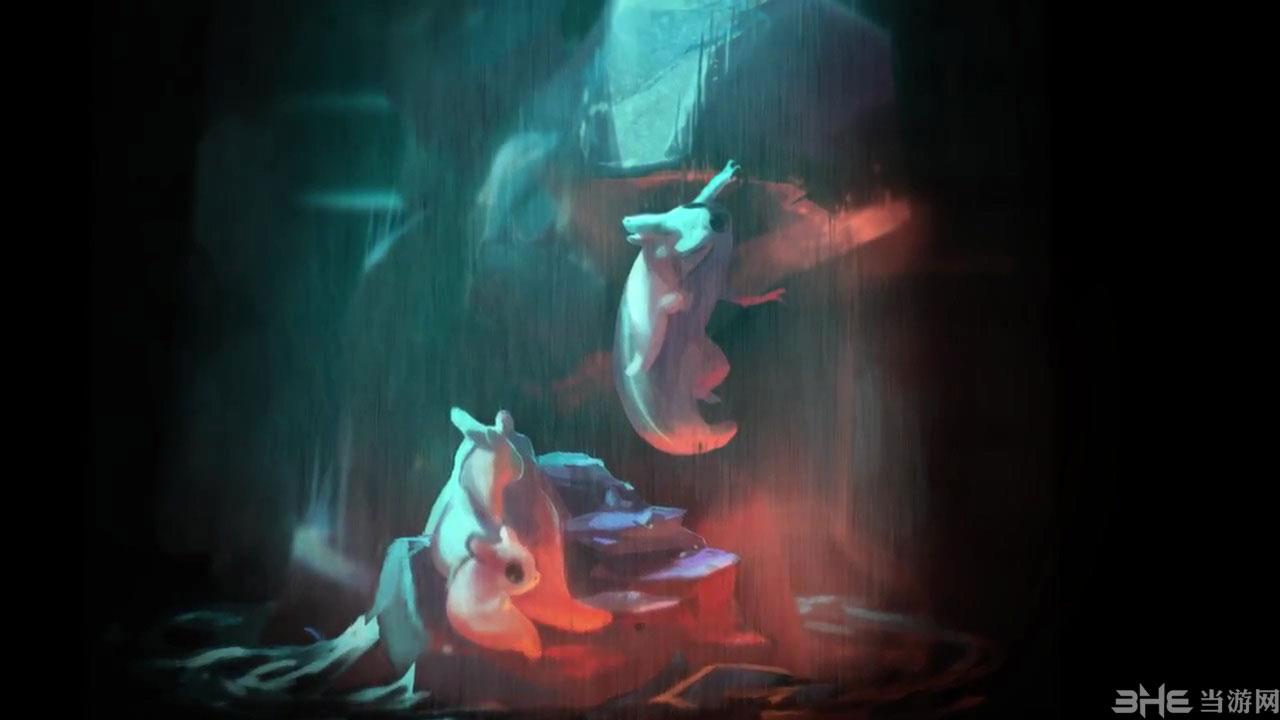 雨世界原画3