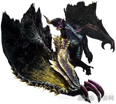 怪物猎人XX黑蚀龙图片1