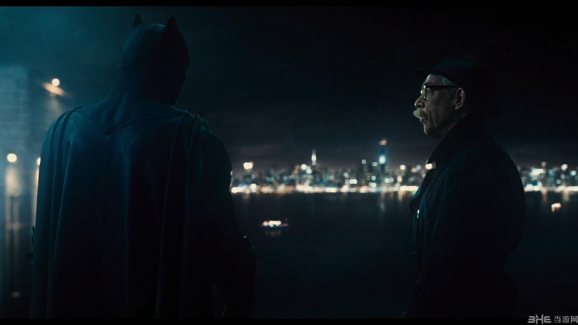 蝙蝠侠戈登警官1