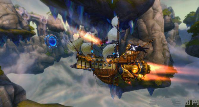 云端海盗游戏截图1