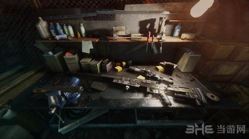 狙击手:幽灵战士3安全屋截图1