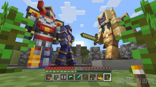 我的世界恐龙战队3