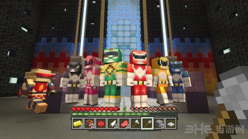 我的世界恐龙战队2
