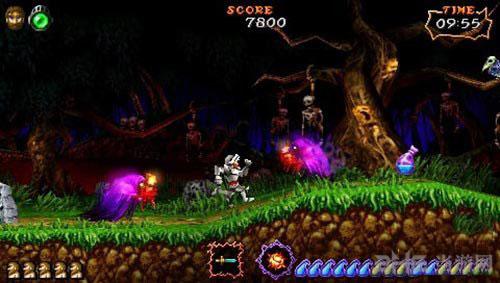 Capcom游戏截图2