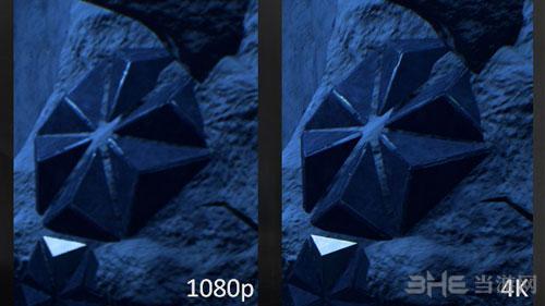 质量效应1080P与4K画质对比截图3