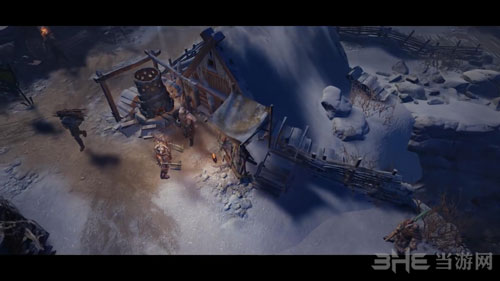 中庭之狼游戏截图3