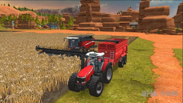 模拟农场18截图2