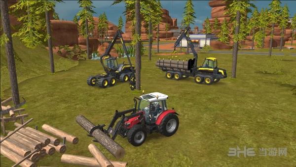 模拟农场18截图5