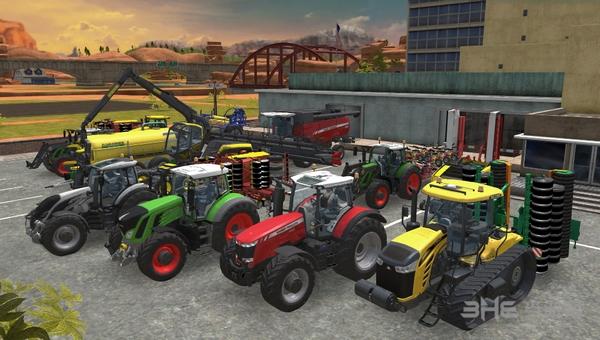 模拟农场18截图6