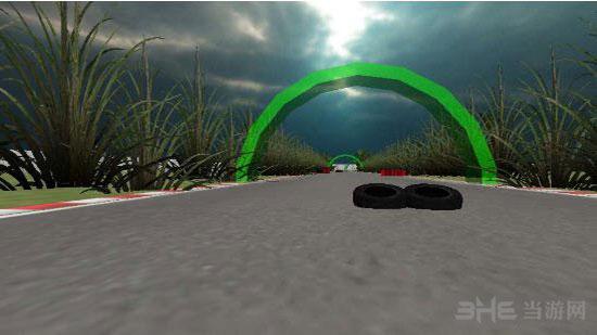 VR轨道高速赛车
