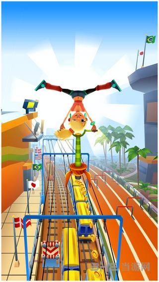 地铁跑酷破解版截图3