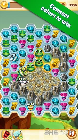 蜜蜂的故事手游截图4