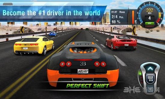 真实飙车3D