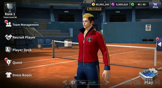 终极网球截图2