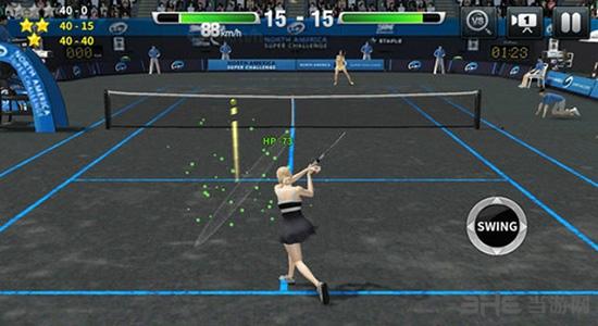 终极网球汉化破解版