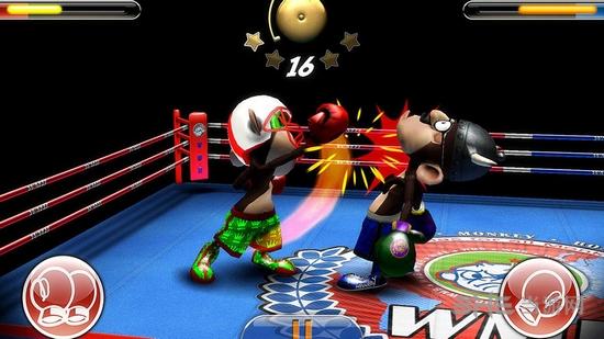 猴子拳击破解版截图0