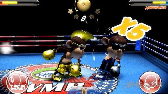猴子拳击破解版截图2
