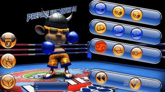 猴子拳击破解版截图3